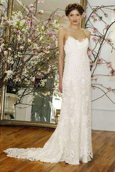 Slip dress from Elizabeth Fillmore