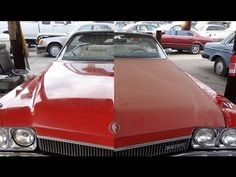 How To Polish / Buff Degrease DIY Detail Wash Clay Bar Car Restoration ~ Auto Detailing - YouTube
