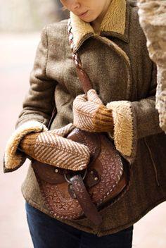Brooklyn Tweed Strago