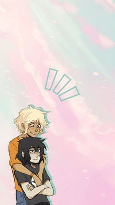 from the story Humor traducido sobre Percy Jackson by (~~~) with reads. Percy Jackson Fanart, Arte Percy Jackson, Dibujos Percy Jackson, Percy Jackson Wallpaper, Solangelo, Percabeth, Drarry, Will Solace, Rick Riordan Series
