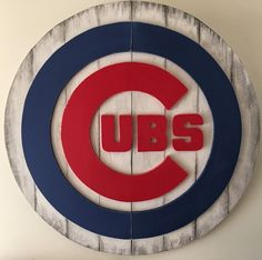 Chicago Cubs 3D sign, Distressed Sign by DMCdesignsShop on Etsy https://www.etsy.com/listing/514128382/chicago-cubs-3d-sign-distressed-sign