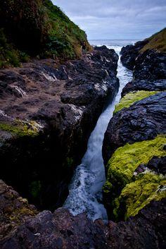 Devil's Churn, Cape Perpetua, Oregon