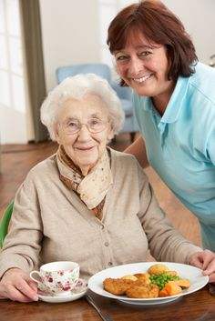 food in care homes are better than in NHS hospitals