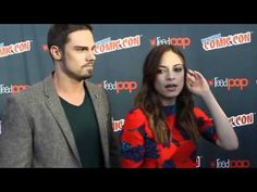 Interview with Beauty and the Beast stars Kristin Kreuk and Jay Ryan