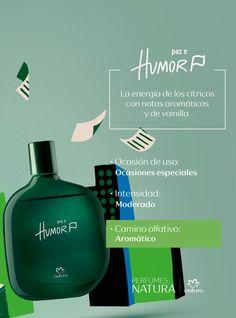 Avon, Paz E Humor, Natura Cosmetics, Cosmetics & Perfume, Herbalism, Instagram, Personal Care, Graphic Design, Bottle
