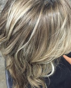 Balayage | Base color by Maranda