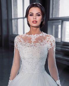 Vestido estilo princesa. Design: Love Bridal | @centraldanoiva