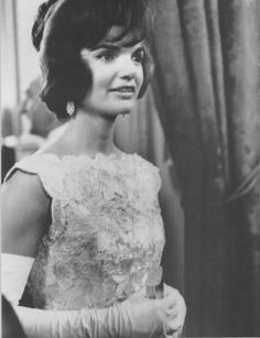 Jackie was the toast of Paris when the President took his first trip abroad.