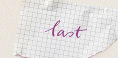[Notícias de Livros] Every Last Word, uma poesia escrita