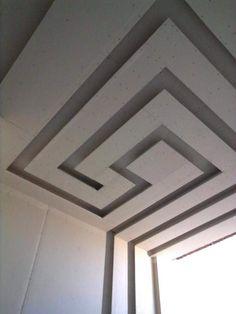 Plaster Ceiling Design, Gypsum Ceiling Design, Interior Ceiling Design, House Ceiling Design, Ceiling Design Living Room, False Ceiling Bedroom, Bedroom False Ceiling Design, Ceiling Light Design, Roof Design