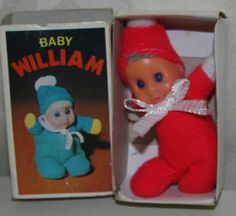 Matchbox Doll