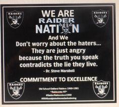 Raider Nation Baby!!!!!