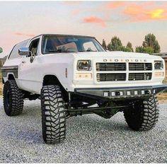 big trucks and girls Old Dodge Trucks, Dodge Pickup, Pickup Trucks, Lifted Trucks, Dodge Suv, Dodge 2500, Dodge Diesel, Chevy Diesel Trucks, Powerstroke Diesel