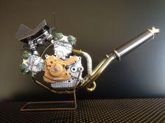Motore completo upgrade