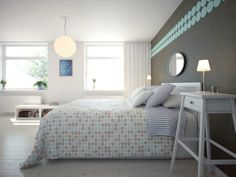 Swedish Bedrooms pinnancy hammes on lancaster house-chatam | pinterest