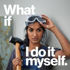 Try something new on Pinterest #whatifwednesday