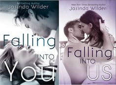 Falling Series by Jasinda Wilder
