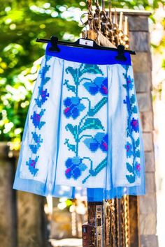 Valeria - in curand Skirts, Vintage, Style, Fashion, Embroidery, Swag, Moda, Fashion Styles, Skirt