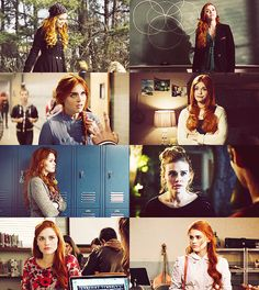 Lydia Martin has perfect hair and that is fact.