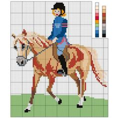 pixel art yakari