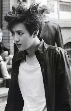Suho | EXO's first official photobook 'DIE JUNGS'