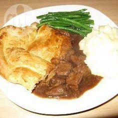 Hogmanay Steak Pie @ allrecipes.co.uk