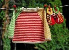 04a-baby - roupa para bebê em tricô