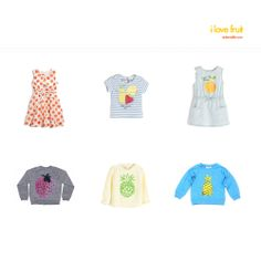 fruit clothes for girls