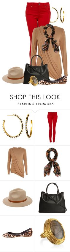 """""""Untitled #1886"""" by anfernee-131 ❤ liked on Polyvore featuring Paige Denim, River Island, Billabong, Prada and CÉLINE"""