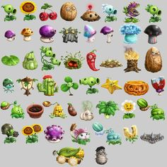 Plants vs Zombies Fan Art on Behance