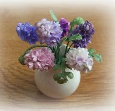 how to: mini lilacs