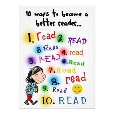 Better Reader Poster Better Reader Poster $16.35 by KatrinaArt Book Lover Poster