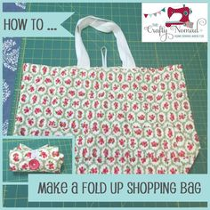 After the great success of our Sewing Bee for Paint Fleet Pink Week I  decided to share the pattern and tutorial for my Fold Up Shopping Bag. You  may see it if you are local, in next month's copy of Fleet Chatter.   It is especially relevant now that we have to pay for our plastic shopping