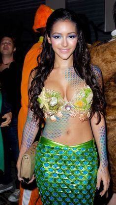mermaid costume …