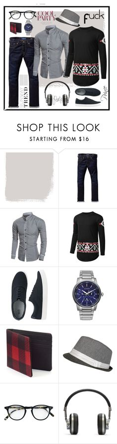 """""""This is the set created by my brother"""" by jasmeenjk ❤ liked on Polyvore featuring Scotch & Soda, Uniqlo, Citizen, Urban Pipeline, Garrett Leight, Master & Dynamic, Oris, men's fashion and menswear"""