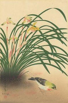 Bakufu Ohno (1888-1976) Japanese Painter and Printmaker