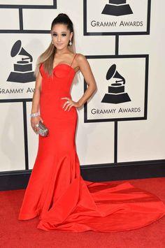 Premios Grammy 2016: Ariana Grande