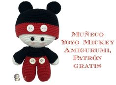 Muñeco Mickey yoyo