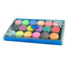 18 Colors Nail Art Decoration Acrylic Powder Nail Tips, Health & Beauty :: Personal Care :: Cosmetics :: Nail Care :: Bullszi.com
