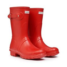 Shop our collection of iconic Hunter rain boots for women, men and kids. Hunter Original, Hunter Rain Boots, Wellington Boot, Kids Boots, Bridesmaids, The Originals, Red, Shopping, Shoes