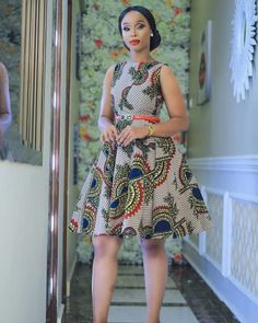 2019 African Fashion: Latest Beautiful Ankara Short Gown Styles - Naija's Daily - - 2019 African Fashion: Latest Beautiful Ankara Short Gown Styles – Naija's Daily Source by jumokedeborah Short African Dresses, Latest African Fashion Dresses, African Inspired Fashion, African Print Fashion, African Print Dresses, Latest Ankara Short Gown, Ankara Short Gown Styles, Short Gowns, Ankara Gowns