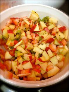 Erika's Eats: Fruit Salsa