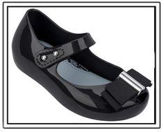 aa4d9c2b300a Mini Melissa+Jason Wu Ultragirl-Black-Mini Melissa Shoes