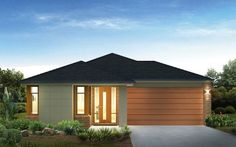 Chateau, New Home Designs - Metricon