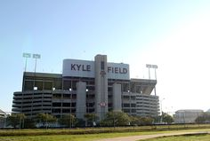 Kyle Field at Texas A & M