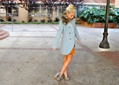 Fash Boulevard: It Feels Like Fall {how amazing is this coat!?} @Anna Totten James