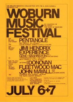 Live At Woburn (1968)