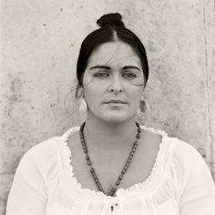 Irish Traveller woman, Joseph-Philippe Bevillard.
