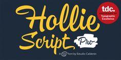 Hollie Script Pro font download