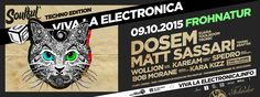 Viva la Electronica Soulful Techno Edition with Dosem & Matt Sassari